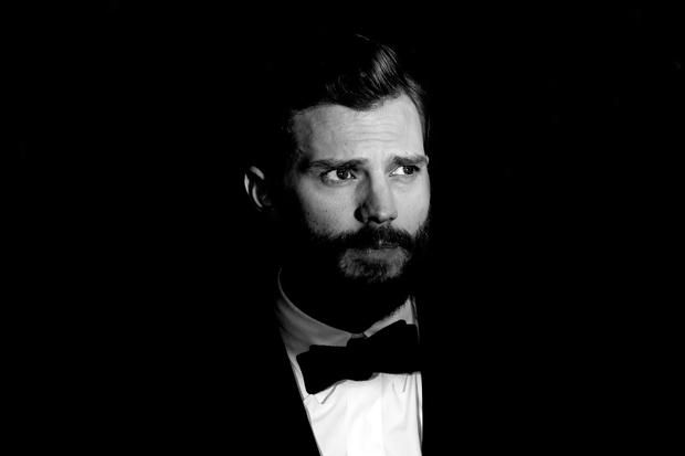 Actor Jamie Dornan attends the 'Fifty Shades of Grey' premiere during the 65th Berlinale International Film Festival at Zoo Palast on February 11, 2015 in Berlin, Germany. (Photo by Target Presse Agentur Gmbh/Getty Images)