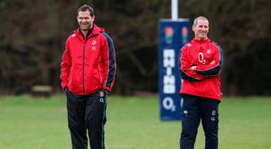 Former England head coach Stuart Lancaster and his ex-assistant coach Andy Farrell could potentially reunite at Ireland if Joe Schmidt leaves after the 2019 World Cup.