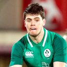 Harry Byrne is hoping to make a name for himself, just like his brother Ross. Photo: Sportsfile
