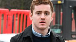 Paddy Jackson. Picture: Alan Lewis/PhotopressBelfast.co.uk