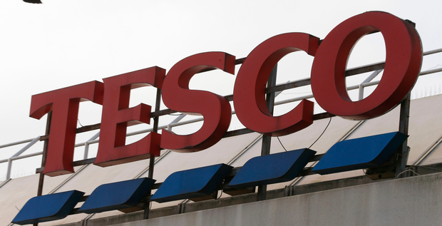Tesco is particularly exposed because of its size as well as a recent push to put thousands more staff on its shop floors in a bid to soften its hard-nosed image among UK consumers. Photo: Getty Images