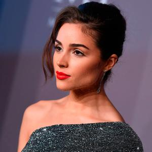 Olivia Culpo attends the 2018 amfAR Gala New York at Cipriani Wall Street on February 7, 2018 in New York City. / AFP PHOTO / ANGELA WEISSANGELA WEISS/AFP/Getty Images