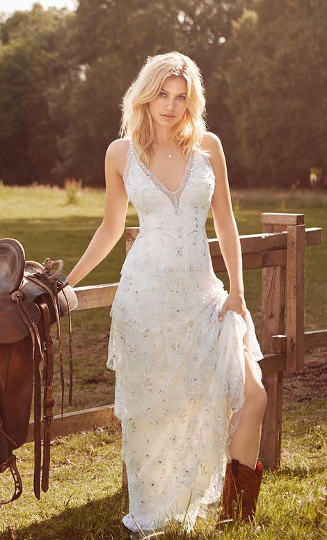 Harmonica By Jenny Packham Is One Of The Designer Dresses Which Will Be  Available At Discount