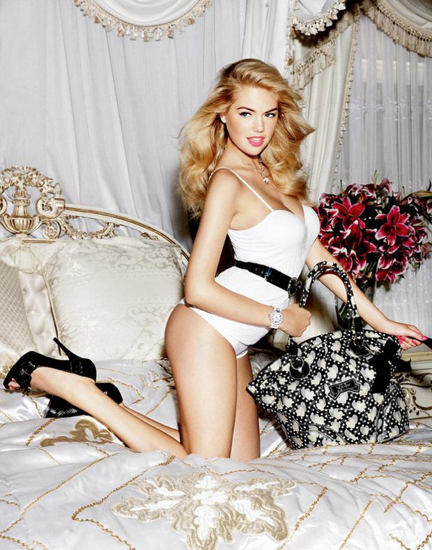 Kate Upton for Guess