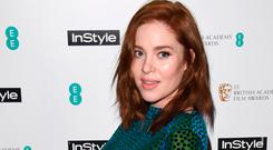 Angela Scanlon attends the EE InStyle Party held at Granary Square Brasserie on February 6, 2018 in London, England. (Photo by Stuart C. Wilson/Getty Images)