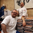 Team Norway's chefs with their eggcessive haul. CREDIT: TEAM NORWAY'S CHEFS