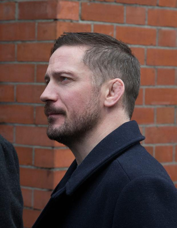 MMA Trainer, John Kavanagh pictured at The Coroner's Court during The Joao Carvahlo inquest today. PIC COLIN O'RIORDAN