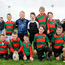 Newport RFC's youngsters enjoying the fun at a recent blitz