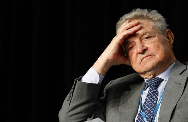 Billionaire George Soros is determined to see the Brexit vote reversed