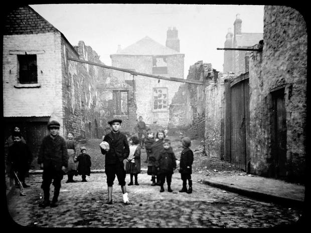 Tenement life: Dublin's blackspots were the poorest in the British Isles