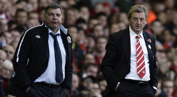 Arsenal disaster actually just a blip, says Sam Allardyce