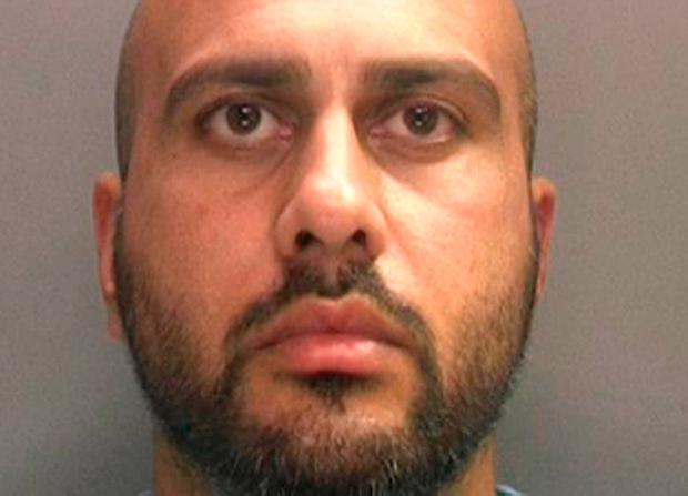 Undated handout photo issued by the National Crime Agency of Daljinder Bassi who was jailed for 13 years at Wolverhampton Crown Court for supplying drug dealers with class A drugs and storing £750,000 in the walls of his home. National Crime Agency/PA Wire