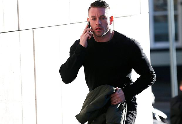 Daniel Doyle (30), with an address in Ballymun, north Dublin, appeared before Dublin Circuit Court charged with being in possession of drugs for sale and supply Pic Collins Courts