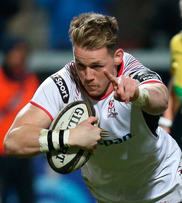 Ulster's Craig Gilroy. Photo: Sportsfile