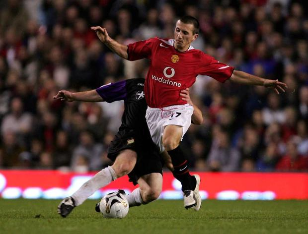 David Beckham and Rio Ferdinand lead Liam Miller tributes