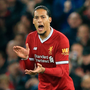Liverpool's Virgil van Dijk. Photo: PA