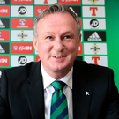 Michael O'Neill. Photo: PA