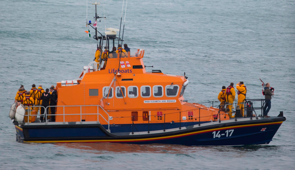 The Irish Coast Guard has confirmed that a volunteer unit's primary search and rescue boat will not return to service until crew members have been fully trained and accredited. Stock photo: Patrick Browne