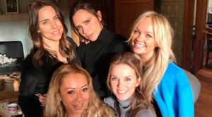 Today's Spice Girls