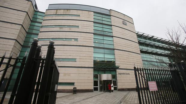 Belfast Crown Court. Photo: PA