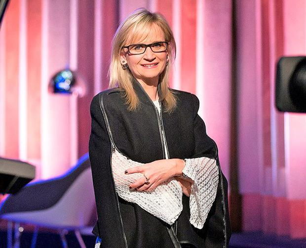 RTE director general Dee Forbes took charge of the broadcaster in 2016. Photo: David Conachy.