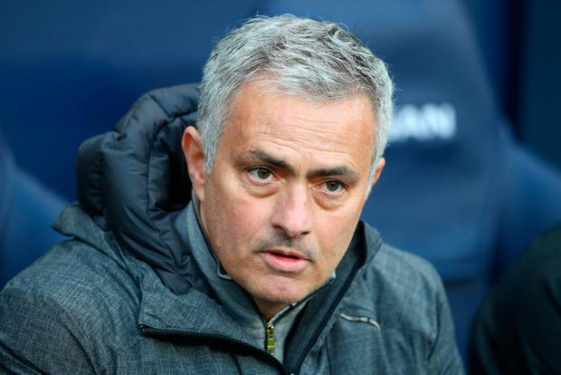Jose Mourinho, Manager of Manchester United. Photo: Getty Images