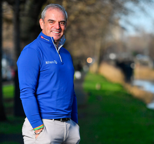 Paul McGinley. Photo: Sportsfile