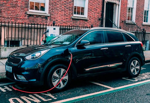 SWITCHED ON: The Kia Niro Plug-In Hybrid will start saving you money from day one