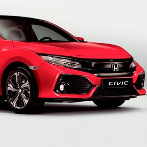 HIGH EXPECTATIONS: The new Civic offers four trim levels
