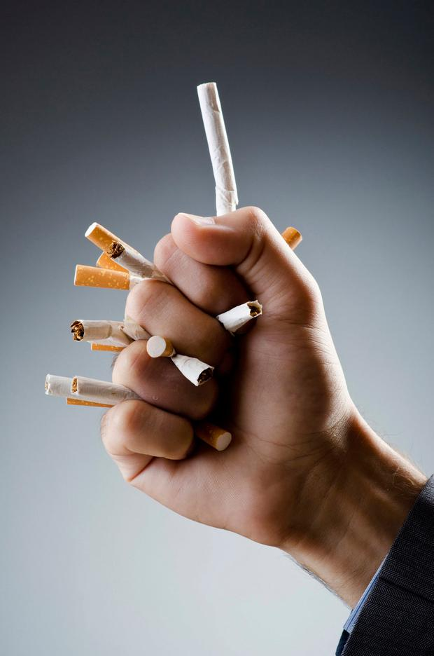 This Wednesday is National No Smoking Day