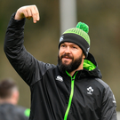 Ireland's defence coach Andy Farrell. Photo: Sportsfile