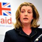Penny Mordaunt. Photo: PA