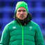 Ireland coach Adam Griggs. Photo: Sportsfile