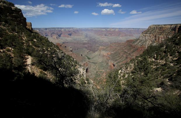 The Grand Canyon National Park in northern Arizona, photo: Urquhart/File photo