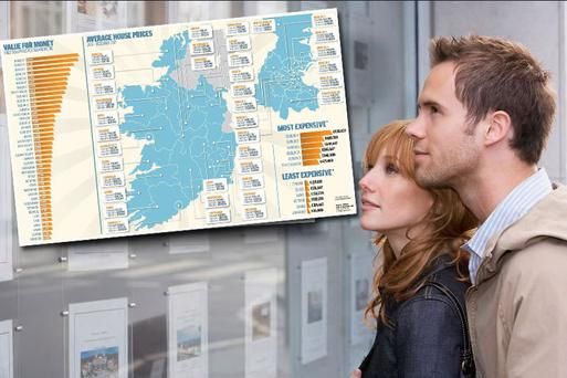 The latest survey suggests the brakes are being applied to house prices in some Dublin areas. While values rose rapidly for the first half of 2017, the rate of increase dropped in the second part of the year.