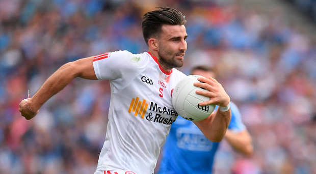 McCann was to undergo a scan yesterday. Photo by Ray McManus/Sportsfile
