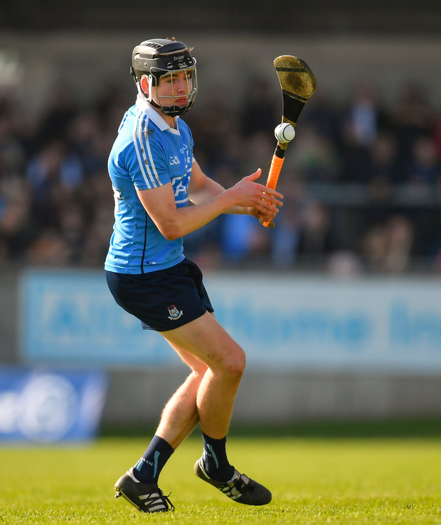 Burke is just one of five Dublin club hurlers who started in their quarter-final victory. Photo by Brendan Moran/Sportsfile