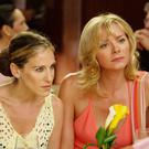 Sarah Jessica Parker and Kim Cattrall in Sex And The City