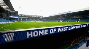 General view of the Hawthorns