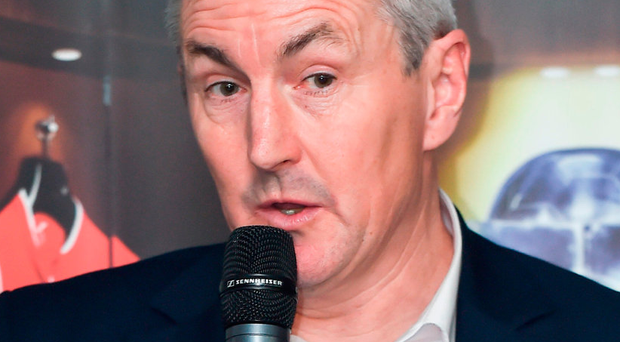 John Caulfield Photo: Seb Daly/Sportsfile