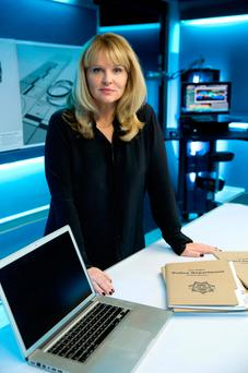 Cyber security expert Dr Mary Aiken has warned that there is a wave of grim cases on the horizon. Photo: Monty Brinton/CBS