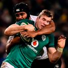 Chris Farrell has recovered from a knee injury. Photo: Seb Daly/Sportsfile