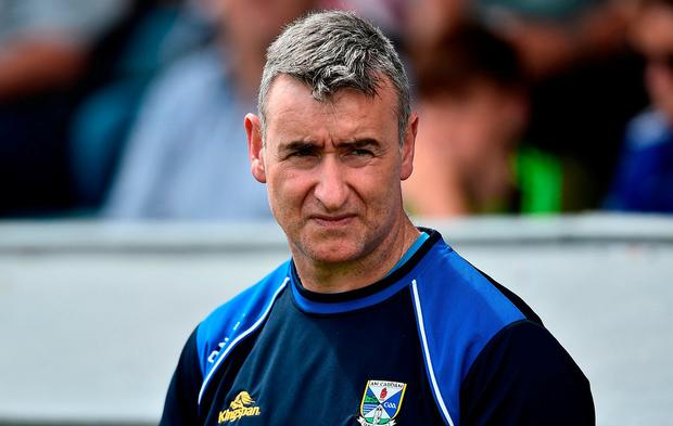 Cavan manager Mattie McGleenan. Photo: David Maher/Sportsfile