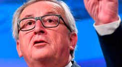 European Commission President Jean-Claude Juncker
