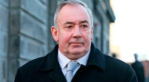 Sinn Féin political manager Nicky Kehoe claims he was defamed on the Claire Byrne radio programme on RTÉ. Picture: Courtpix