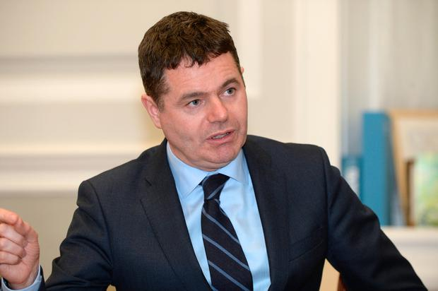 Paschal Donohoe is to reveal big spending plans