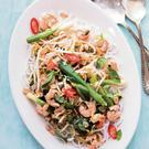 Prawn Pad Thai from Fake Away by Chef Adrian. Photo: Rob Kerkvliet