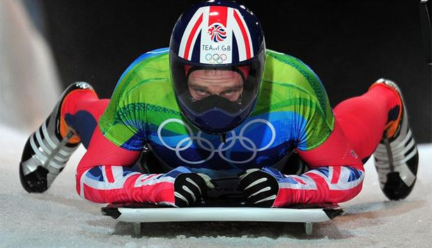 Adam Pengilly represented Great Britain at the 2006 and 2010 Winter Olympics