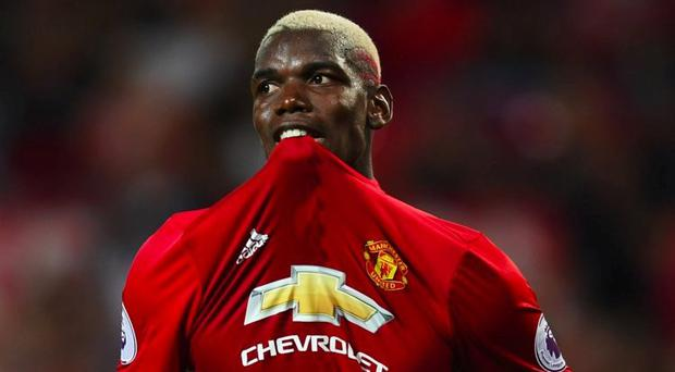 Huddersfield-Manchester United: Pogba out of with illness