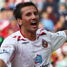 Liam Miller during his time at Sunderland